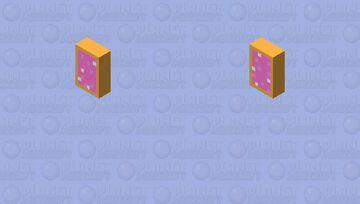 Breakfast Collection | Enderman Minecraft Mob Skin
