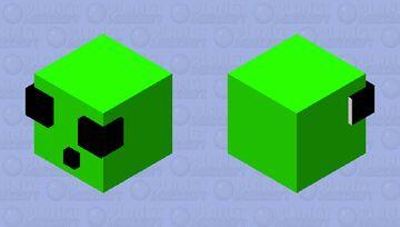 Classic slime Minecraft Mob Skin