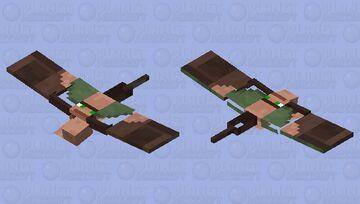 Failed villager phantom Minecraft Mob Skin