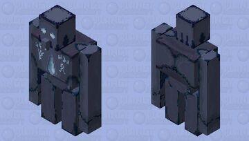 Legendary Iron-Golem! Mystery Mob Event! Minecraft Mob Skin
