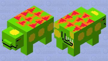 stegosaurus Minecraft Mob Skin