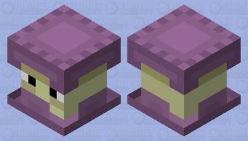 Slilker Minecraft Mob Skin