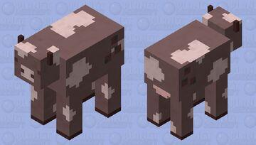 𝒮𝓉𝓇𝒶𝓌𝒷𝑒𝓇𝓇𝓎 𝒞𝑜𝓌 Minecraft Mob Skin