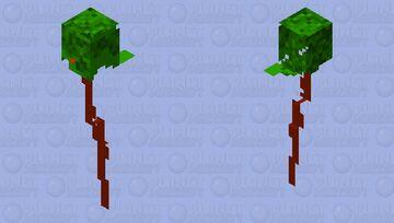 tree Minecraft Mob Skin
