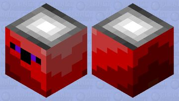jumping robot from hell Minecraft Mob Skin