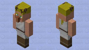 SCP-166 (Rewrite Version) Minecraft Mob Skin