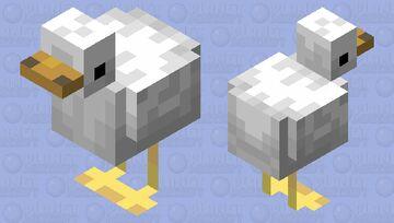 Cuter Chicken Minecraft Mob Skin