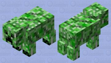 Creeper Pig Minecraft Mob Skin