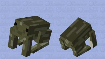 The Ultimate Toad Minecraft Mob Skin