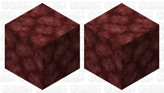 Netherrack Shulker Minecraft Skin