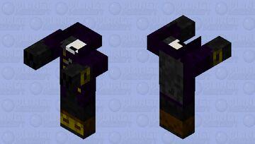 Headless Horseman Minecraft Mob Skin