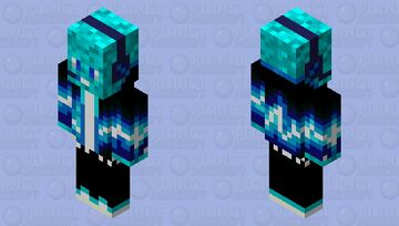 Who is me? Minecraft Mob Skin