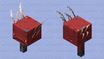 Lava walker Minecraft Mob Skin