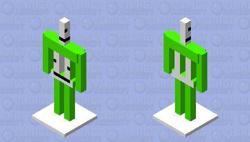 Armor Stan Minecraft Mob Skin
