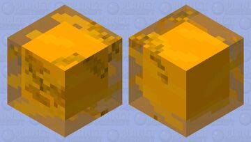 Honey block's Minecraft Mob Skin
