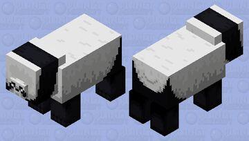 Definitely a Panda Minecraft Mob Skin