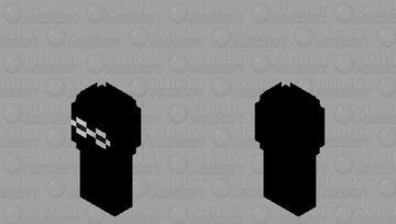 RUN BOB (fnf) Minecraft Mob Skin