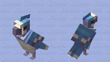 Blue Jays - Creatures of Spring Series Minecraft Mob Skin
