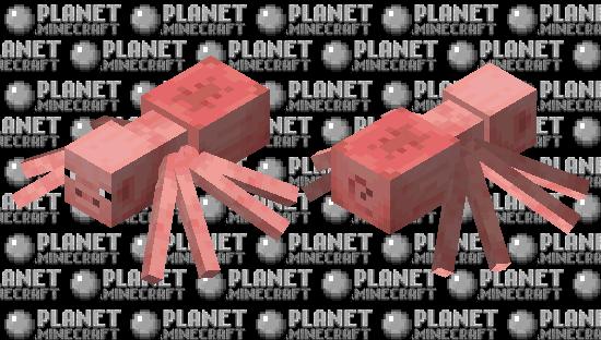 Cursed Spider Pigs Minecraft Skin