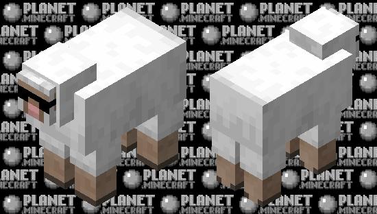 Sheep With Sunglasses Minecraft Skin
