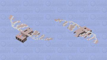 Sky feeder Minecraft Mob Skin