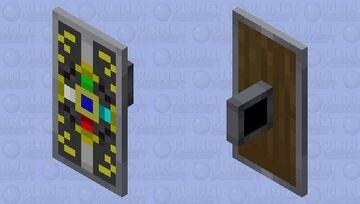 Minecraft shield Minecraft Mob Skin