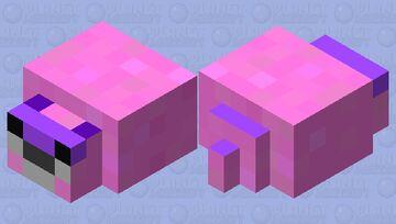 Modified Rugger Minecraft Mob Skin