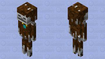 Minecraft texture pack - Fantasy Archer Skeleton Minecraft Mob Skin