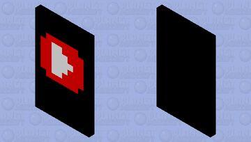 Youtube cape Minecraft Mob Skin