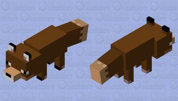 looney toons (coyote) Minecraft Mob Skin