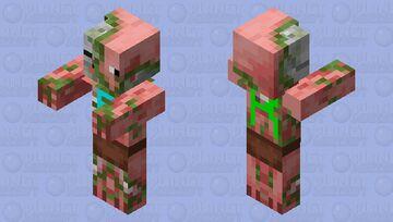 paolocrack1254 pigman Minecraft Mob Skin