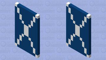 Scottish solitaire Minecraft Mob Skin