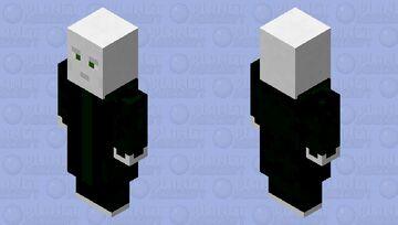 Voldemort (Harry Potter) Minecraft Mob Skin