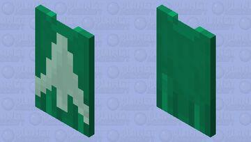 My Cape :D / remade / (read the description) Minecraft Mob Skin