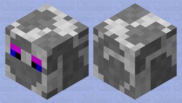 Shiny Magma Cube Minecraft Mob Skin