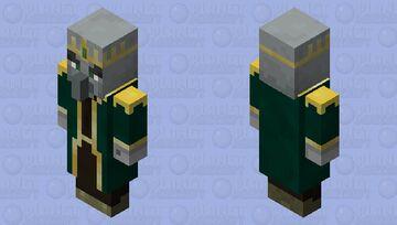 Illager Leader Minecraft Mob Skin