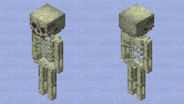 Bone-Boy Minecraft Mob Skin
