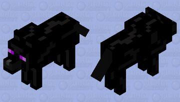 Enderwolf Minecraft Mob Skin