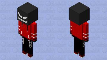 A.G.O.T.I (friday night funkin) Minecraft Mob Skin
