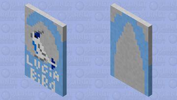 Lugia Bird Cape Minecraft Mob Skin