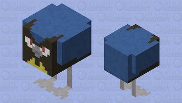 Rookidee - Pokemon Chicken Replacer Minecraft Mob Skin
