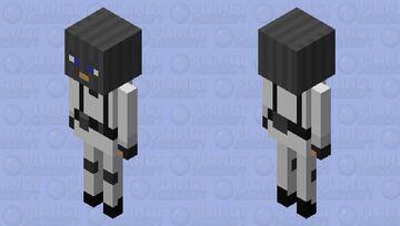 Stray Winter Soldier Minecraft Mob Skin