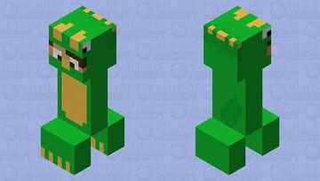 DinoCreeperDesmond Minecraft Mob Skin