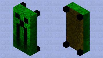 creeper bad Minecraft Mob Skin