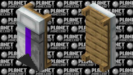 Demisexual Bed Minecraft Skin