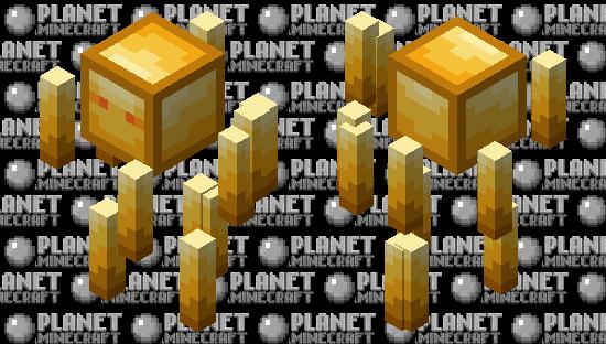 Idol of Inferno Minecraft Skin