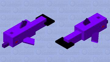 Void Dolphin (Java) Minecraft Mob Skin
