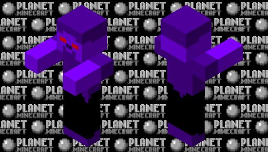 Void Zombie (Java) Minecraft Skin