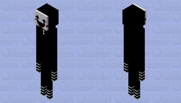Puppet (fnaf) Minecraft Mob Skin