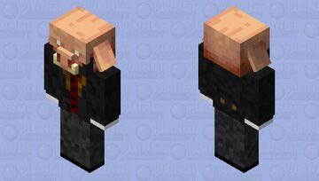 Mr Muttonchops Minecraft Mob Skin